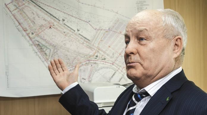 Председатель правления ГК «Кварсис» Петр Овчинников