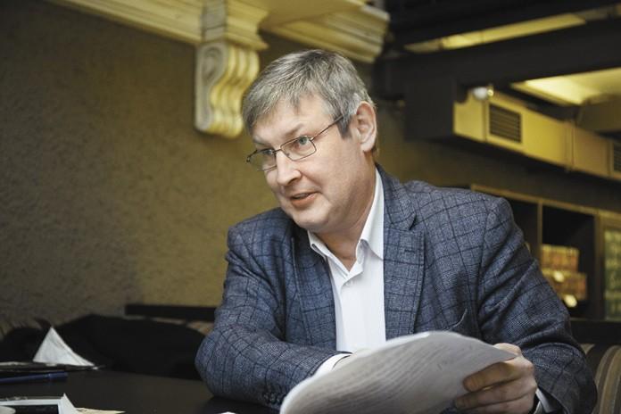 Миниатюра для: Сергей Дьячков: «Перед увольнением из мэрии я несколько раз промолчал»