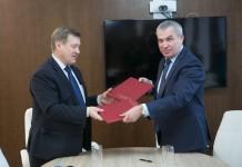 Мэрия Новосибирска подписала соглашение о сотрудничестве с НГУ