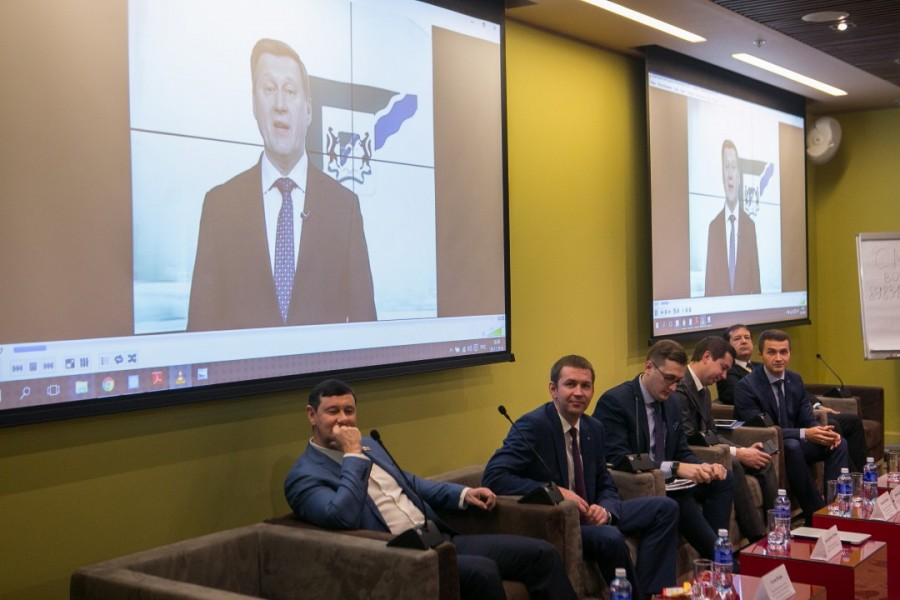 На форуме в Новосибирске обсуждают федеральную поддержку сибирского бизнеса