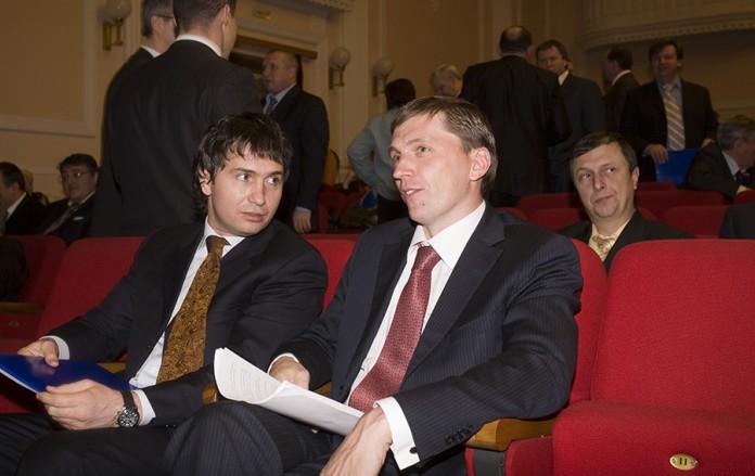 Дмитрий Асанцев и Виктор Игнатов
