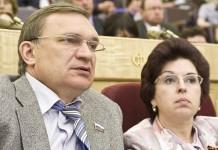 Сергей Дорофеев и Ирина Мануйлова