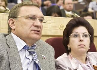 Бывший новосибирский депутат Госдумы стал сопредседателем регионального ОНФ