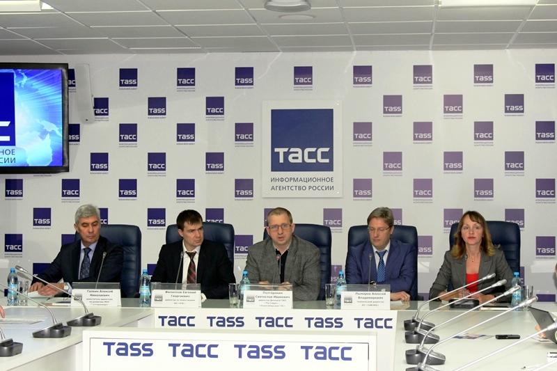 АО «РЭС» приняло участие в пресс-конференции