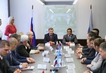 Мэрия Новосибирска и региональная федерация самбо подписали соглашение о сотрудничестве
