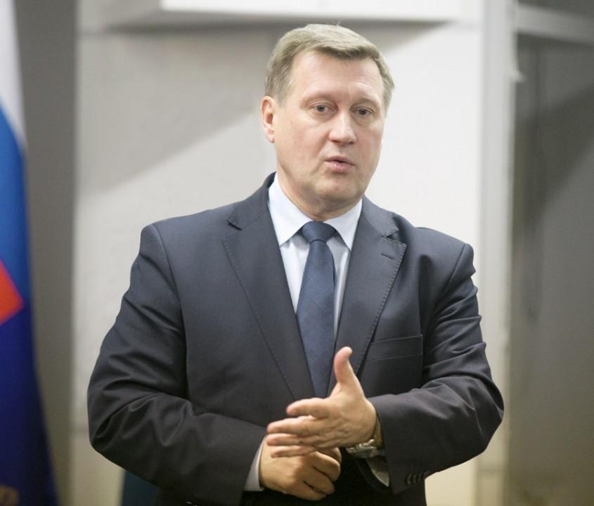 Липецкий мэр— во 2-ой группе государственного рейтинга глав русских городов
