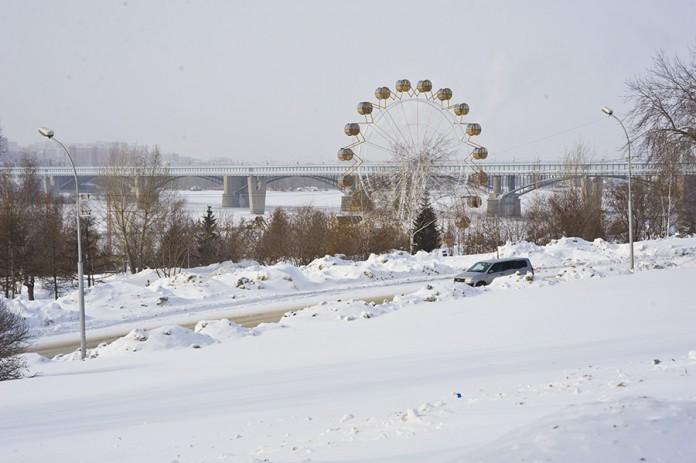 Михайловская набережная