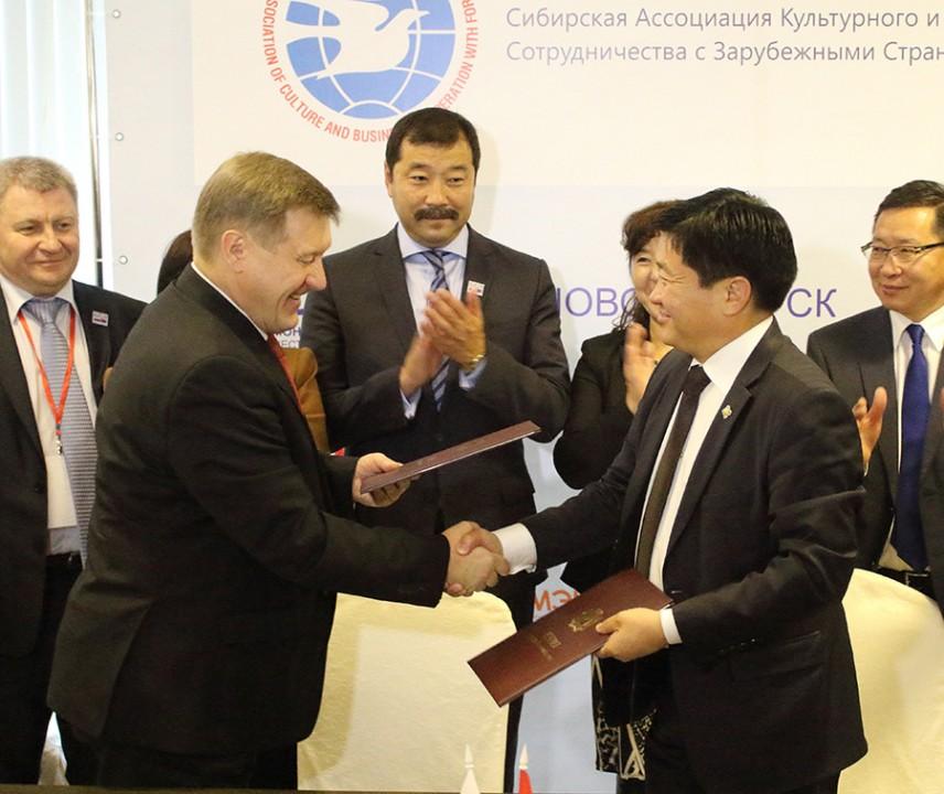 Новосибирский бизнес идет в Монголию