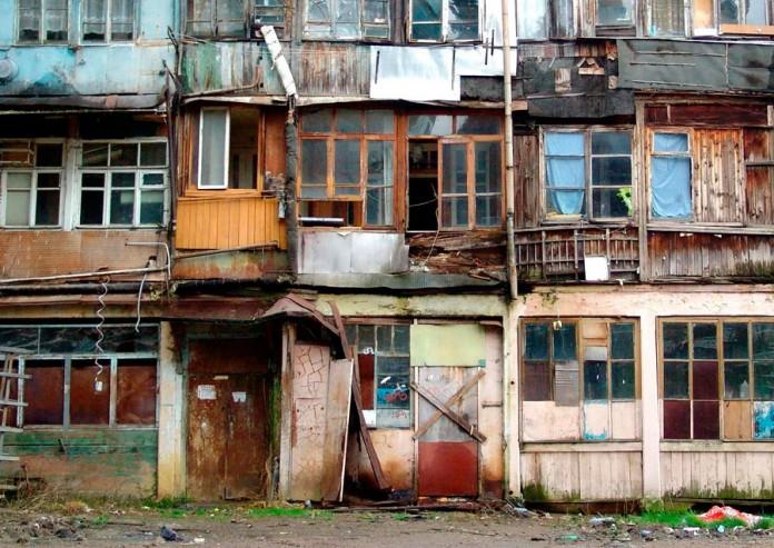 Задолженность жилищных организаций перед СГК