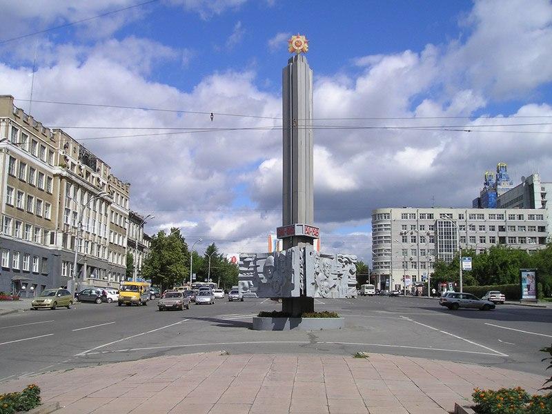 Красный проспект Новосибирск
