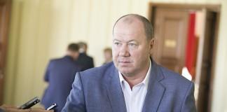 Александр Морозов, председателя комитета по бюджетной, финансово-экономической политике и собственности
