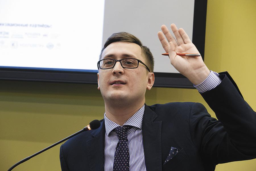 Глава комитета поддержки и развития малого и среднего предпринимательства мэрии Новосибирска Максим Останин обсудил с предпринимателями новые бизнес-реалии