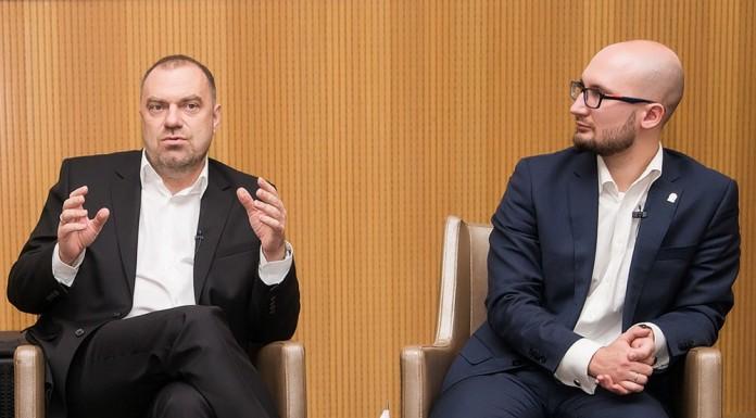 Александр Кареевский (слева) и Григорий Сосновский