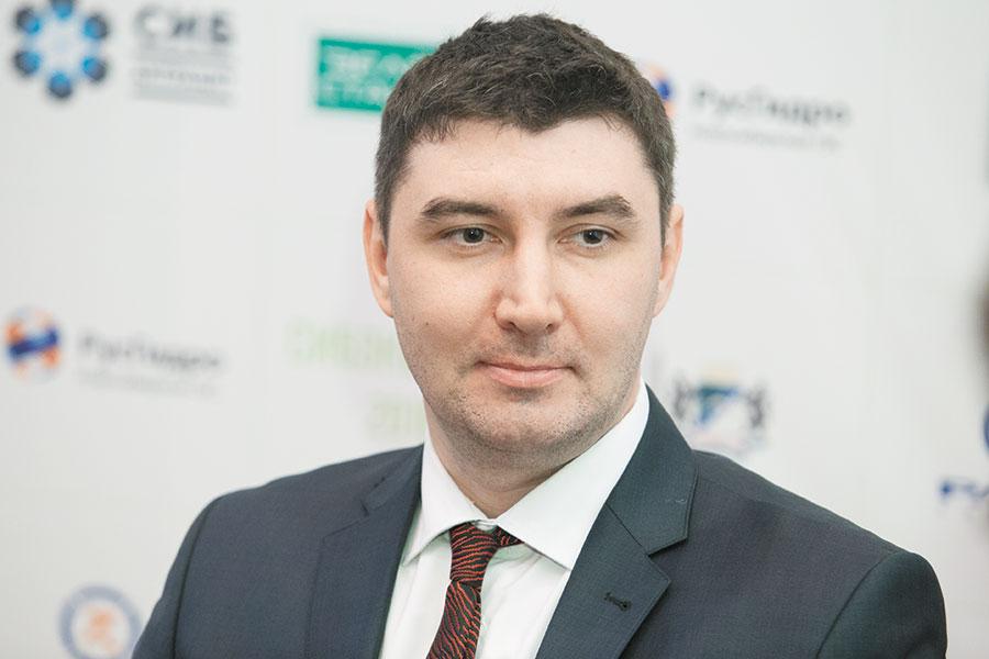 Начальник отдела охраны окружающей среды АО «Сибирский Антрацит» Артем Бурцев