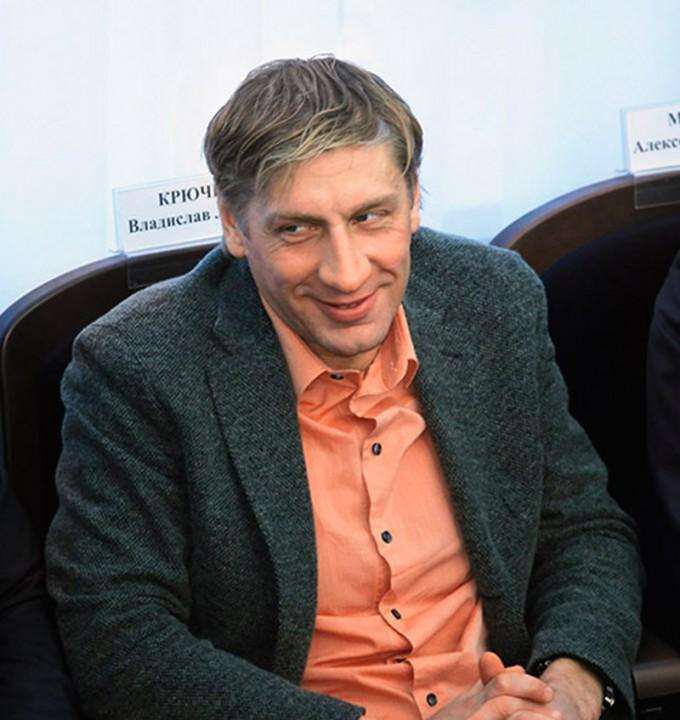 «Персона года» в сфере недвижимости 2016 — Владислав Крючков