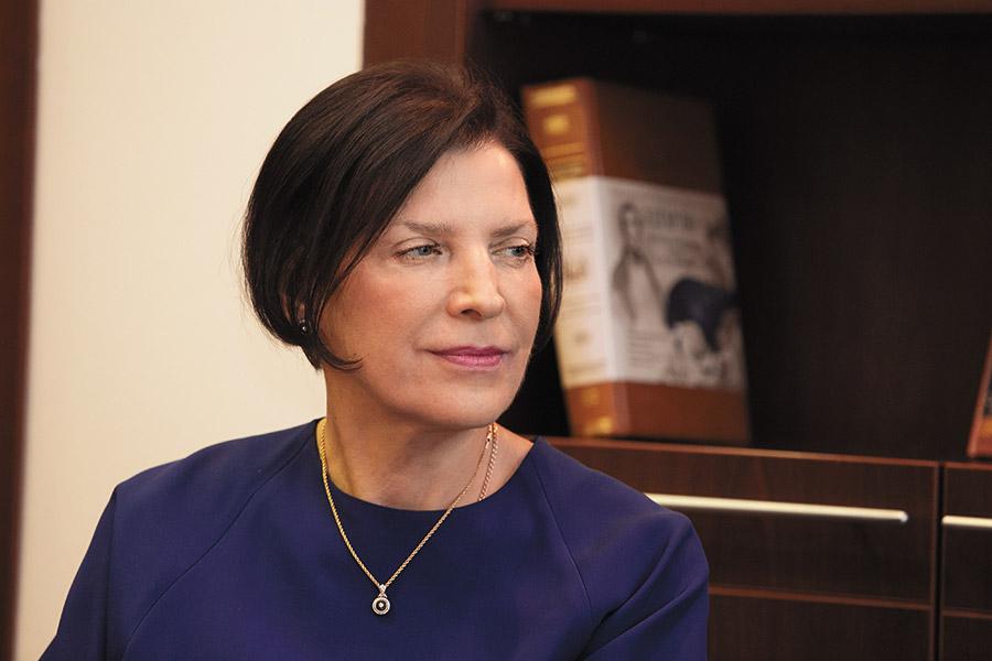 Директор по розничному бизнесу Новосибирского филиала Альфа-Банка Марина Кокоулина