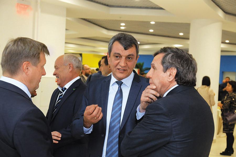 отставки и назначения в правительстве Новосибирской области 2016