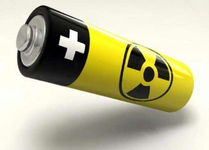 ядерная батарейка