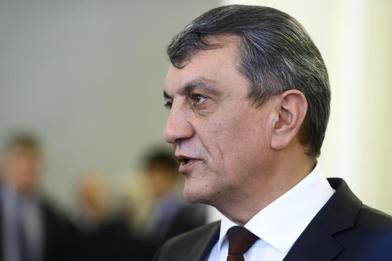 Сергей Меняйло встретился с депутатами Госдумы