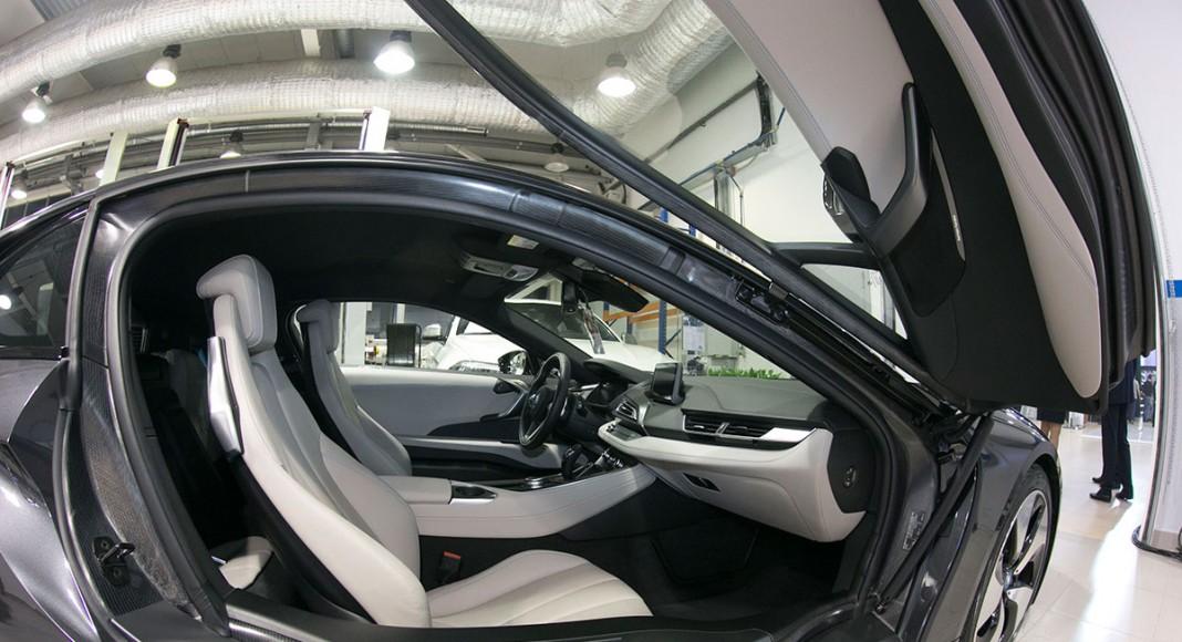 Торжественное открытие дилерского центра BMW