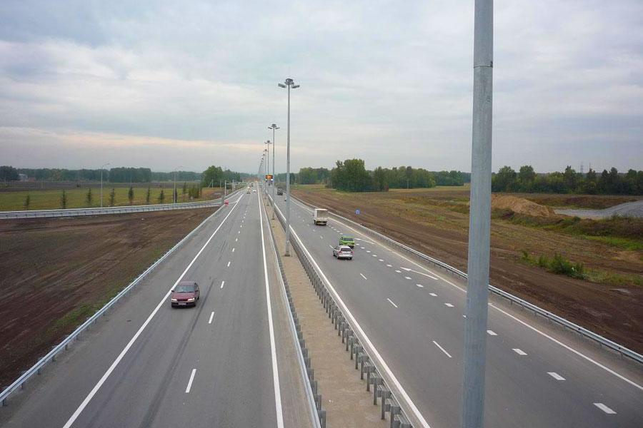 Состояние дорог в Новосибирске