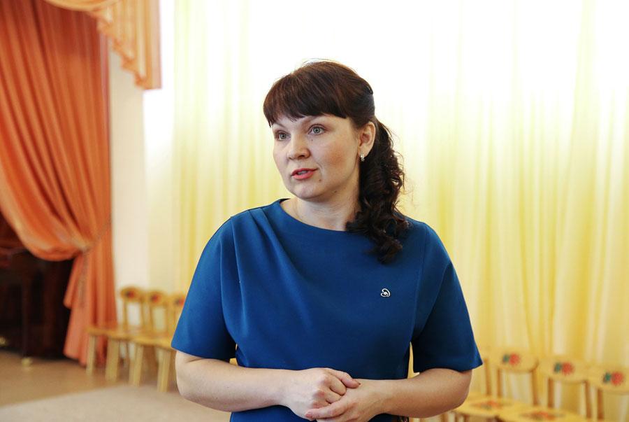 Елена Жаркова