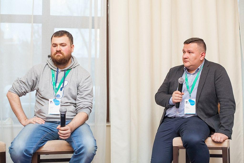 Павел Фролов и Илья Лабунский