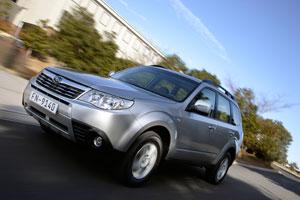 Миниатюра для: Самарская компания «Фастар» станет дилером Subaru в Новосибирске