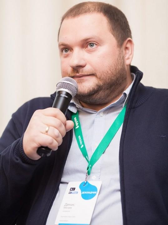 Денис Метаев