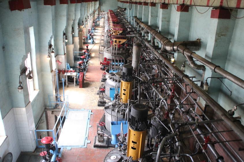 олеумный завод