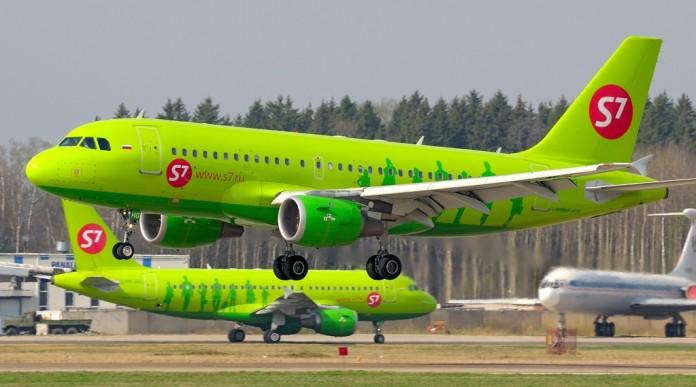 Миниатюра для: В S7 снизили тарифы на рейс Улан-Удэ - Москва