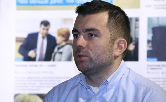 Вячеслав Яковлев на мероприятии, организованном