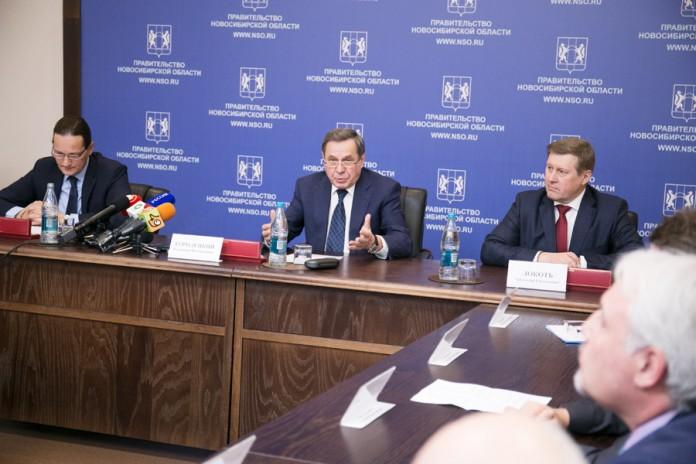 Миниатюра для: «Парк чемпионов» и правительство Новосибирской области подписали соглашение о строительстве ледовой арены