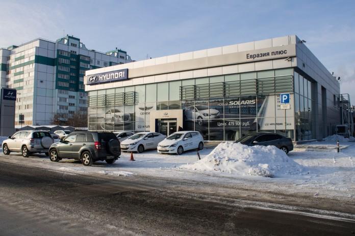 Миниатюра для: Рейтинг сибирских автодилеров возглавила омская ГК «Евразия Моторс»