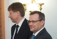 Иван Гончаров (на переднем плане) в скором времени может возглавить АИР.