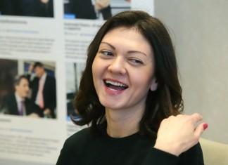 Евгения Головкова. Фото Михаила Перикова