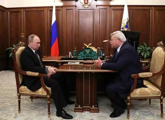 Сергей Жвачкин продолжит руководить Томской областью до выборов