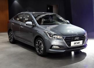 Hyundai Solaris занял первое место среди самых популярных моделей новых автомобилей в Сибири по итогам 2016 года. Теперь он готовится передать пальму первенства новому поколению (на фото)