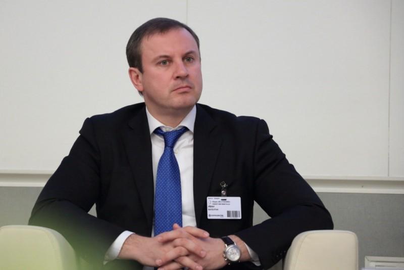 Иван Валентик. Фото mnr.gov.ru