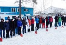 Лыжные гонки РЭС