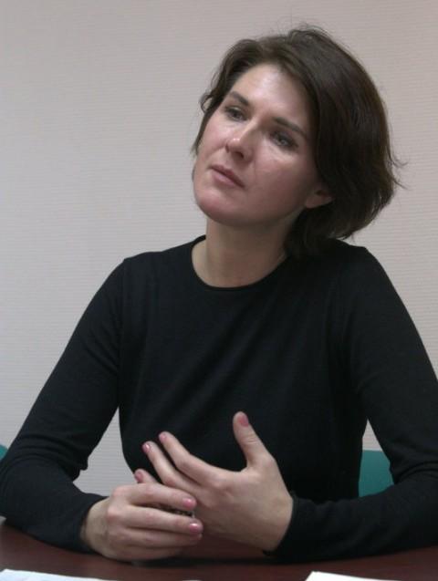 Наталья Пинус. Фото Михаила Перикова