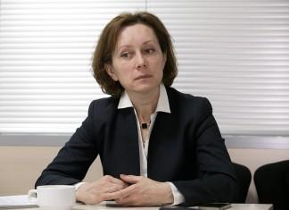 Вице-президент компании Medtronic в России Елена Плясунова