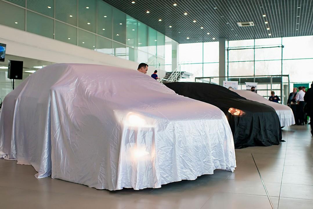 Презентация нового поколения модели Hyundai Solaris