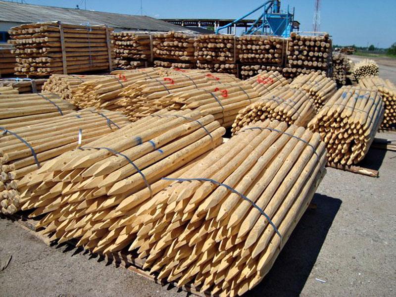 Лесная промышленность Красноярского края