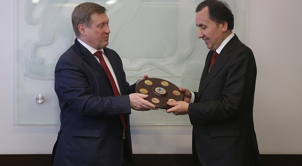 Фото: пресс-служба мэрии Новосибирска