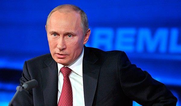 Путин ответил навопрос, кого он«оставит» руководить страной после себя