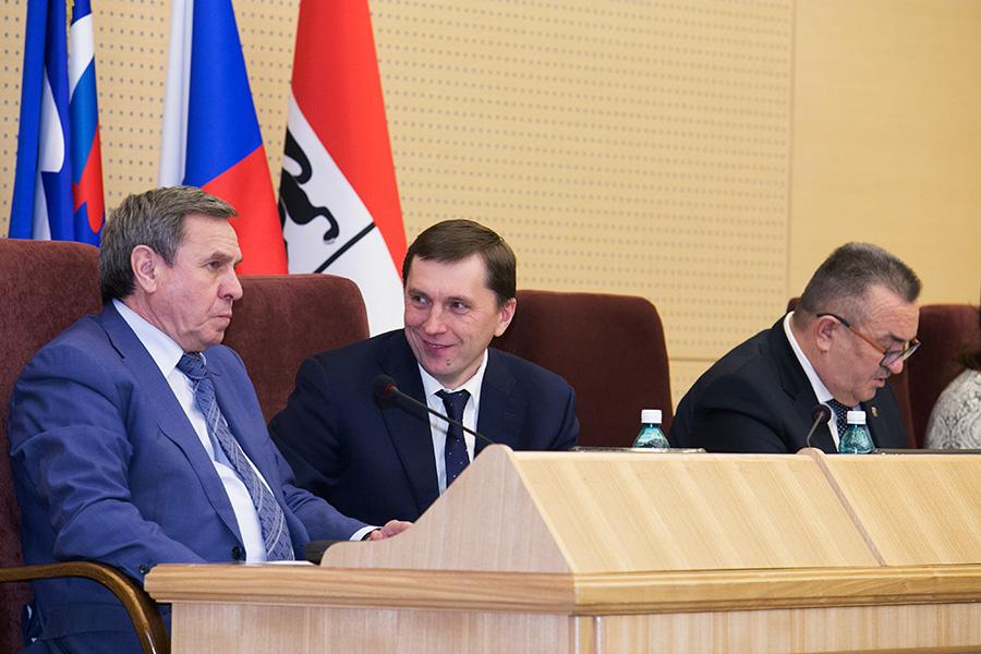 Владимир Городекцкий, Виктор Игнатов, Валерий Ильенко слева направо)