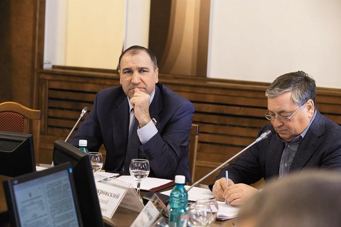 Евгений Покровский и Майис Мамедов