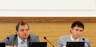 Ренат Сулейманов и Дмитрий Асанцев (слева направо)