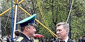 Аркадий Чмыхайло и Анатолий Локоть (слева направо) Фото http://www.kprf.ru